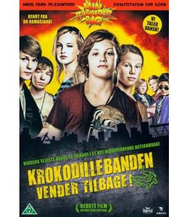 Krokodillebanden Vender Tilbage DVD
