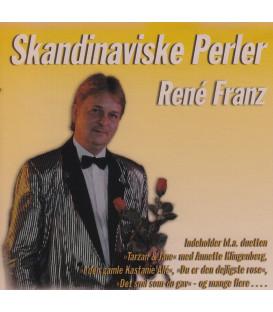 RENE FRANZ Skandinaviske perler - CD - NY