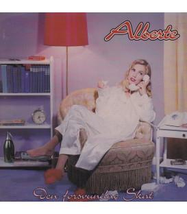 Alberte - Den forsvundne skat - CD - BRUGT