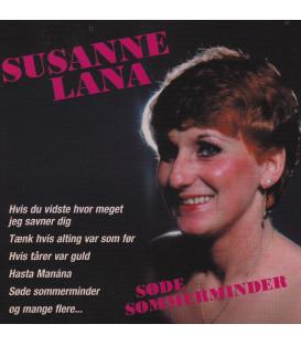 Susanne Lana - Søde sommerminder - CD - NY