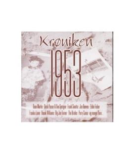 KRØNIKEN 1952-1954 3 CD
