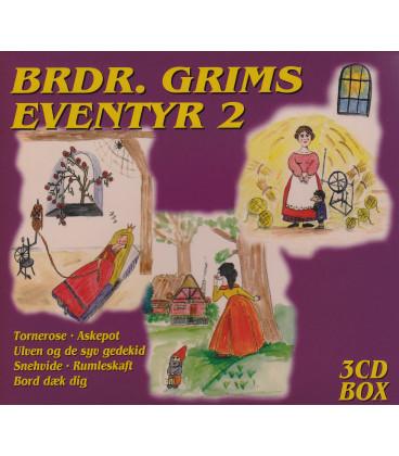 Brdr. Grims eventyr 3 CD