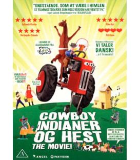 COWBOY INDIANER OG HEST THE MOVIE