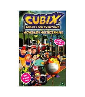 Cubix Hovedløs Heltegerning