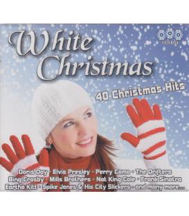 White Christmas - 40 originale hits 3-CD - NY
