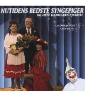 Nutidens bedste syngepiger og hele Danmarks Pjerrot - CD - NY
