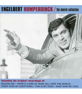 ENGELBERT HUMPERDINCK The Danish collection
