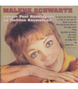 Malene Schwartz synger Poul Henningsen og Halfdan Rasmussen