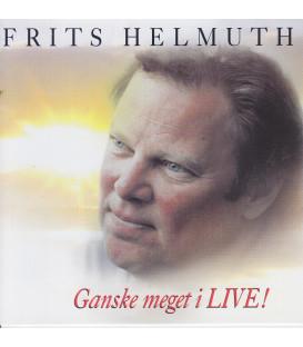 Frits Helmuth - Ganske meget i live! - CD - NY