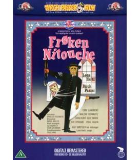Frøken Nitouche DVD