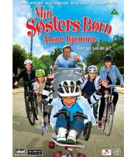 Min søsters børn alene hjemme DVD