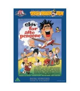 Støv for Alle Pengene - DVD - NY