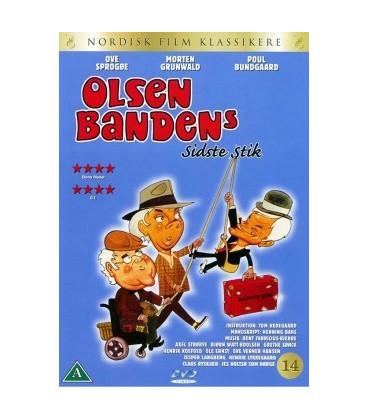 Olsen Banden 14 Sidste Stik Jack Music