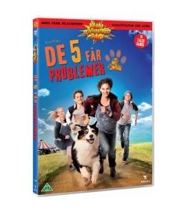 De 5 Får Problemer DVD