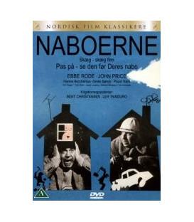 Naboerne - DVD - NY