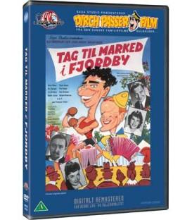 Tag Til Marked I Fjordby - DVD