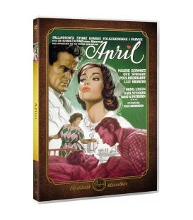 Frøken APRIL DVD