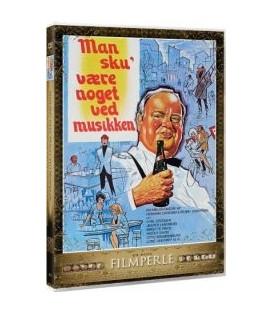 Man Sku' Være Noget Ved Musikken DVD