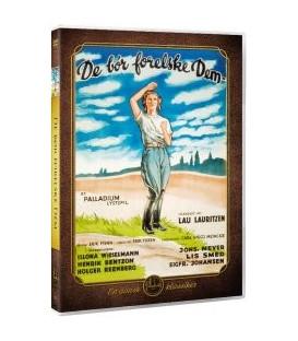 De Bør Forelske Dem - DVD