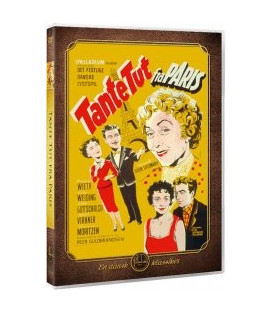 Tante Tut Fra Paris - DVD