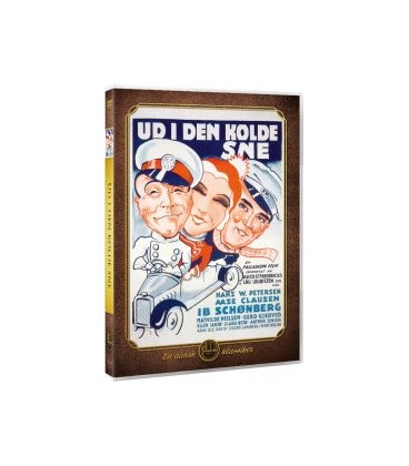 Ud I Den Kolde Sne - DVD