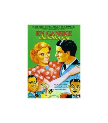 En Ganske Almindelig Pige - DVD