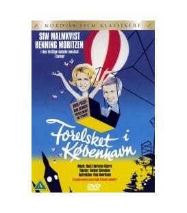 Forelsket I København - DVD - NY