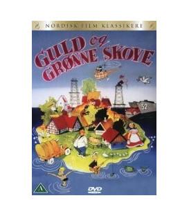 Guld Og Grønne Skove - DVD