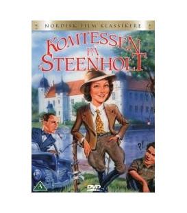 Komtessen På Steenholt - DVD - NY