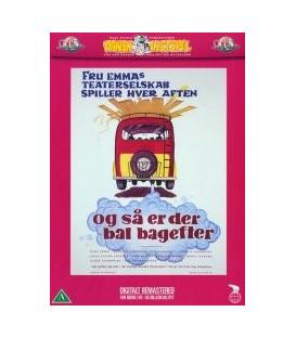 Og Så Er Der Bal Bagefter - DVD