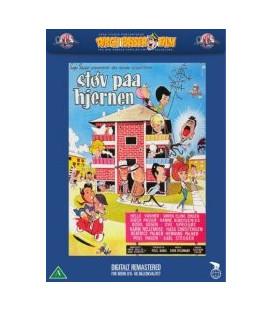 Støv Paa Hjernen - DVD - NY