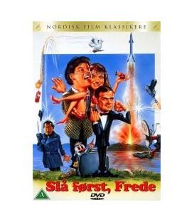 Slå Først, Frede - DVD - NY