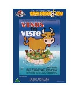 Venus Fra Vestø - DVD