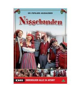 Nissebanden Box - DR Julekalender - DVD