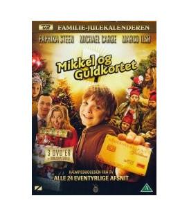 Mikkel Og Guldkortet - TV2 Julekalender - DVD