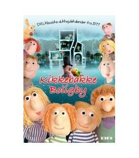 Kikkebakke Boligby - DR Julekalender - DVD