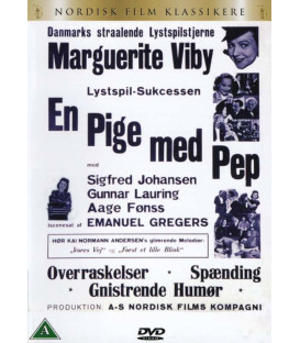 En Pige Med Pep - DVD