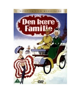 Den Kære Familie - DVD - NY