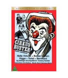 Cirkus Buster - DVD - NY