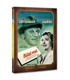 Billet Mrk - DVD