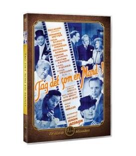 Tag Det Som En Mand - DVD