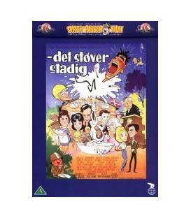 Det Støver Stadig - DVD - NY