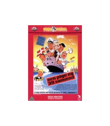 Een Pige Og 39 Sømænd - DVD