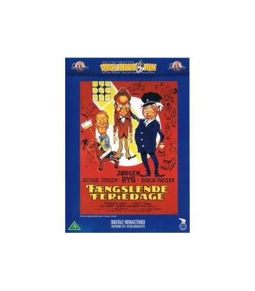 Fængslende Feriedage - DVD