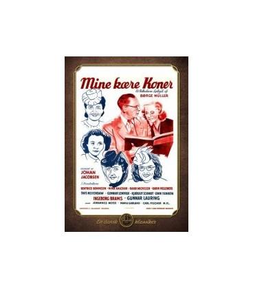 Mine Kære Koner - DVD
