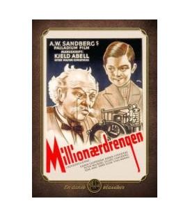 Millionærdrengen - DVD