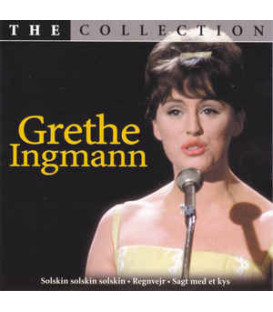 Grethe Ingmann The collection - CD - NY