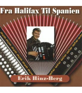 Erik Hinz-Berg Fra Halifax Til Spanien