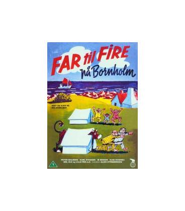 far til fire på bornholm dvd