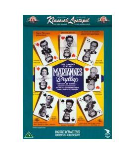 Mariannes Bryllup - 1958 - DVD